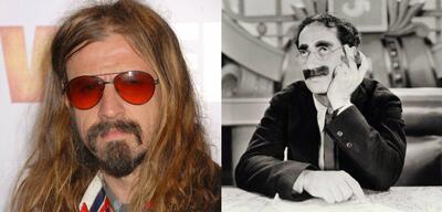 Rob Zombie &Groucho Marx