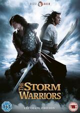 Storm Warriors - Poster