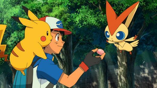 Pokémon Staffel 1 Moviepilotde