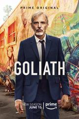 Goliath - Staffel 2 - Poster