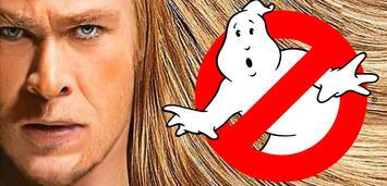 Bild zu:  Ghostbusters mit dummer Blondine SCREEEN!