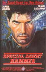 Special Agent Hammer - Poster