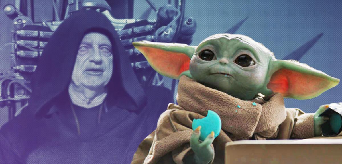 Star Wars: Erklärt The Mandalorian die Rückkehr von Palpatine in Episode 9?