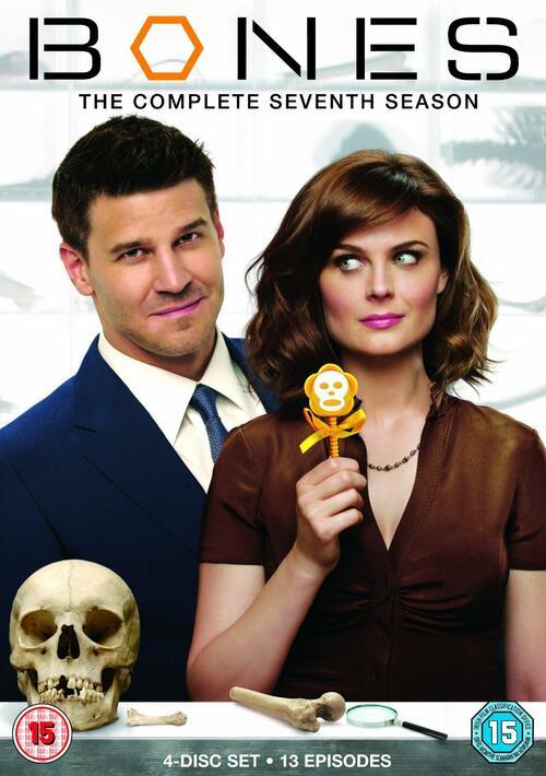 Bones Die Knochenjägerin Staffel 7 Moviepilotde