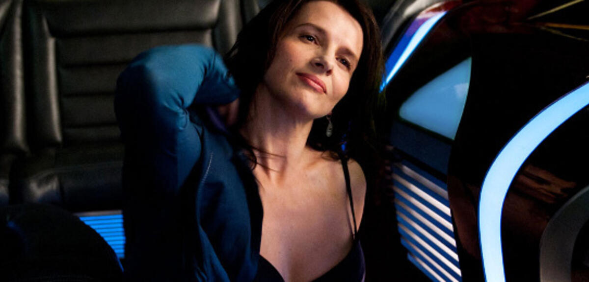 Juliette Binoche  nackt