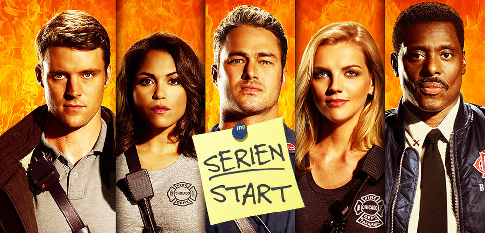 Chicago Fire, Staffel 5