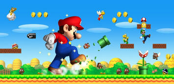 Bild zu:  New Super Mario Bros.