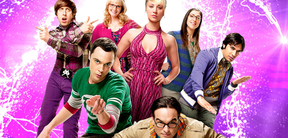 Big Bang Theory Dvd Staffel 9
