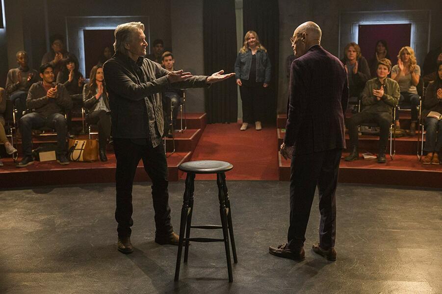 The Kominsky Method, The Kominsky Method - Staffel 1 mit Michael Douglas und Alan Arkin