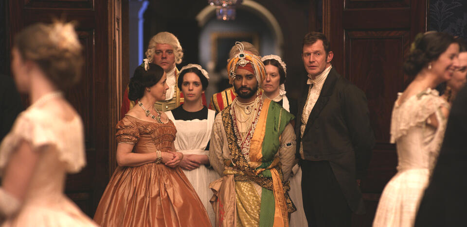The Black Prince mit Jason Flemyng, Amanda Root und Satinder Sartaaj