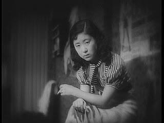 """""""Dragnet Girl"""": Kinuyo Tanaka"""