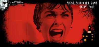 Angst, Schrecken, Panik & Psycho