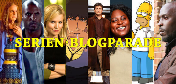 Die große Blogparade zu Serien