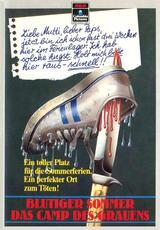Blutiger Sommer - Das Camp des Grauens - Poster