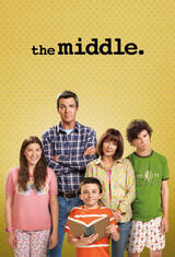 The Middle - Staffel 4 - Poster