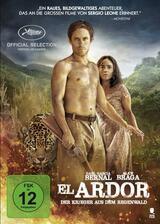 El Ardor - Der Krieger aus dem Regenwald - Poster