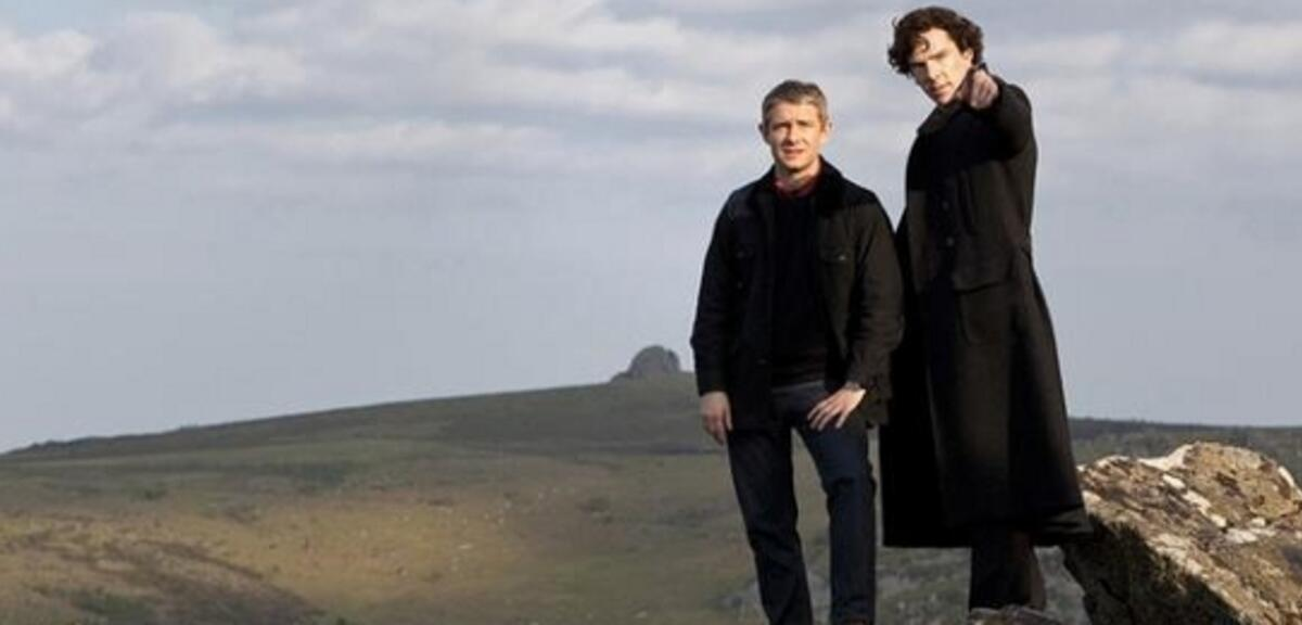 Sherlock Staffel 2 Folge 2