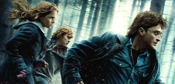 Bild zu:  Harry Potter und die Heiligtümer des Todes - Teil 1