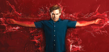 Wird Dexter in Staffel 9 zur blutigen Rechenschaft gezogen?