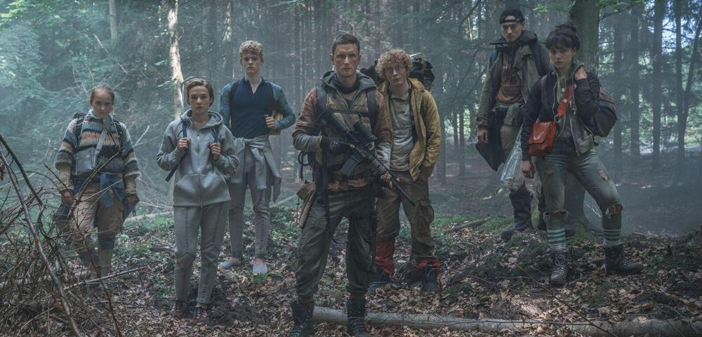 The Rain - Im Teaser zur Netflix-Serie läutet der Regen das Ende aller Tage ein