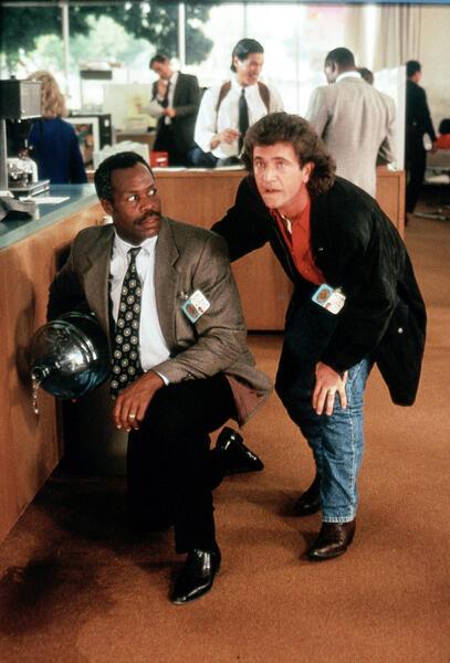 Lethal Weapon 3 - Die Profis sind zurück mit Mel Gibson und Danny Glover