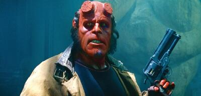 Ron Perlman in Hellboy II
