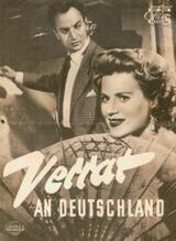 Verrat an Deutschland - Poster