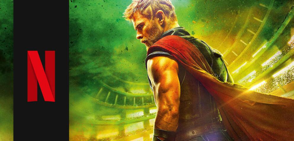 Thor 3 bei Netflix