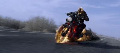 Der Rider ist wieder unterwegs
