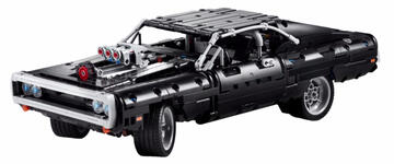 Doms Dodge Charger in der LEGO-Version