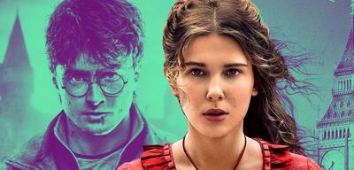 Harry Potter-Stars in Enola Holmes