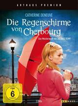 Die Regenschirme von Cherbourg - Poster