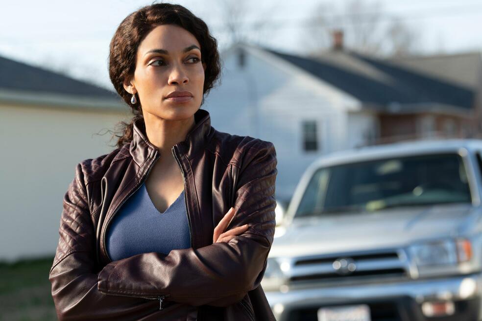 Dopesick, Dopesick - Staffel 1 mit Rosario Dawson