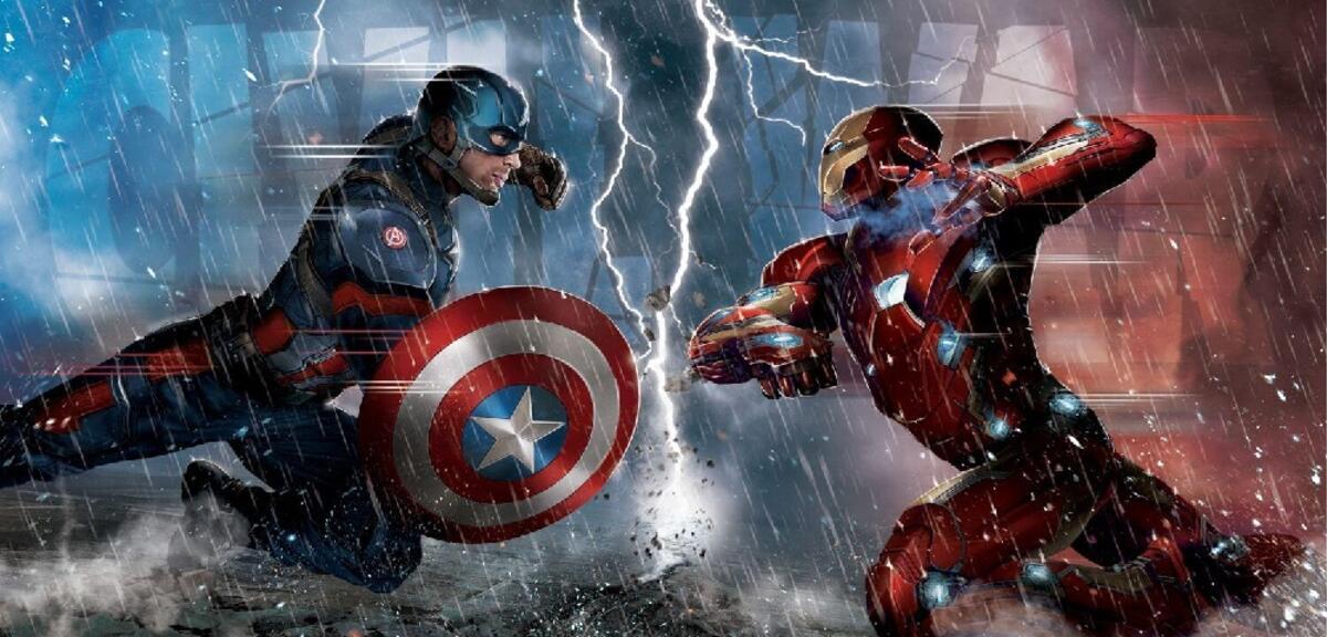 The First Avenger: Civil War Stream