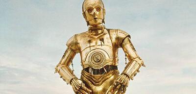 C-3PO aus der Star Wars-Saga