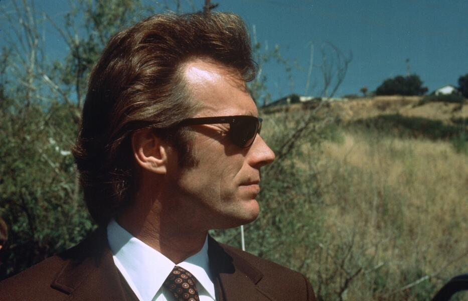 Dirty Harry mit Clint Eastwood