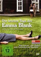 Die letzten Tage der Emma Blank - Poster