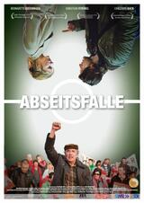 Abseitsfalle - Poster