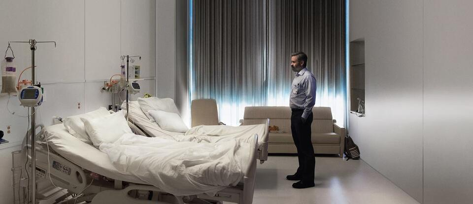 The Killing of a Sacred Deer mit Colin Farrell