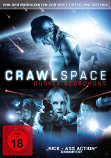 Crawlspace - Dunkle Bedrohung - Poster