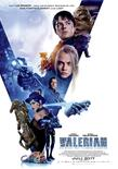 Valerian  die stadt der tausend planeten hauptplakat 02