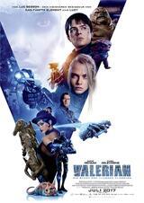 Valerian - Die Stadt der tausend Planeten - Poster