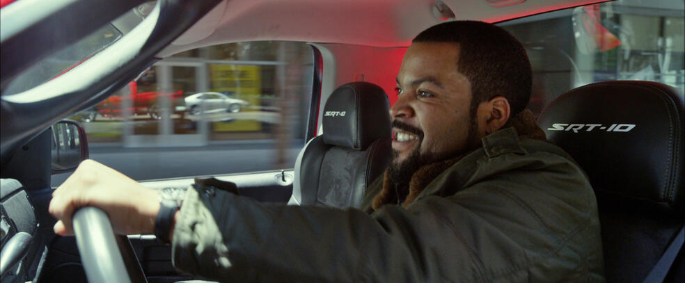 Ride Along mit Ice Cube