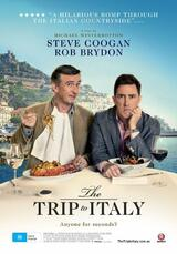 The Trip to Italy - Poster