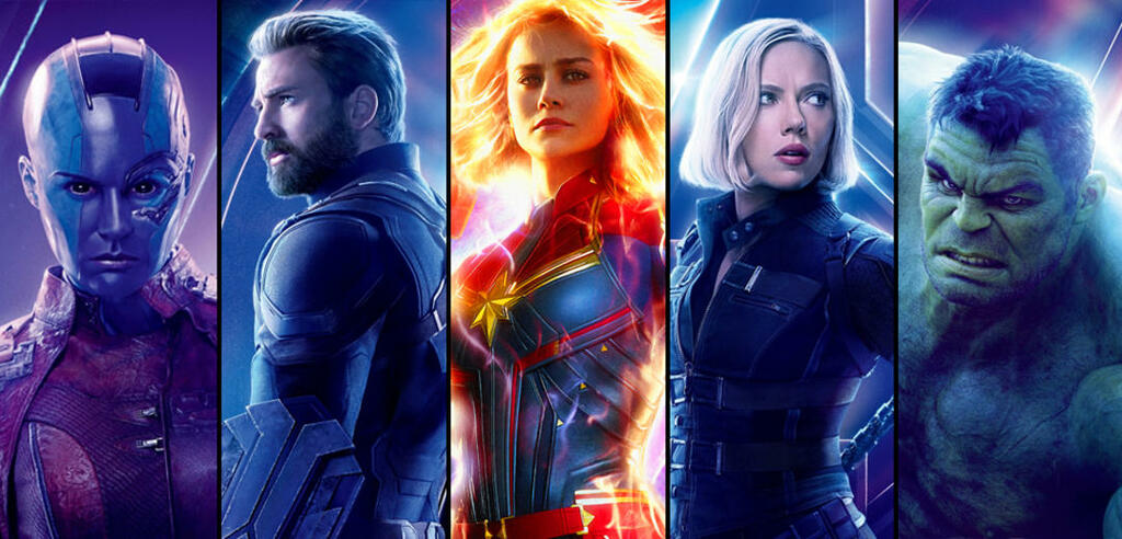 Avengers Endgame Charaktere
