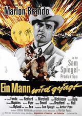 Ein Mann wird gejagt - Poster
