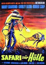 Safari zur Hölle - Poster