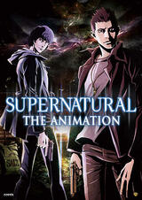 Supernatural: The Animation - Poster