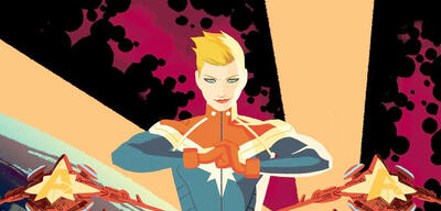 Captain Marvel Vol 9