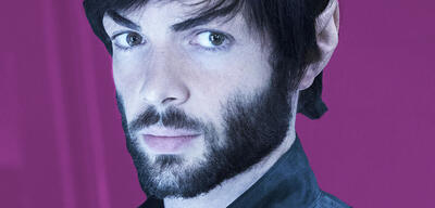 Ethan Peck als Spock in Star Trek: Discovery